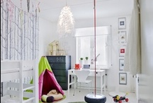 DECORATE FOR PLAY / decorating that inspires play and creativity / by Sally Satriani