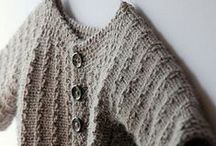 Baby Knits - Free Patterns