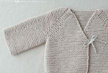 Baby Knits - Payed Patterns