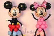 Minnie & Mickey Party / by Paola Juarez