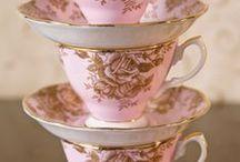 Porcelaine  / Tasse
