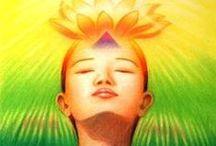 Reikiland / Partout dans l'univers l'amour se manifeste. Quand vous vous éveillez le matin et que vous ouvrez les yeux sur le monde, ne sentez-vous pas que vous recevez déjà de l'amour ? Toute cette vie du ciel et de la terre qui vient vers vous, c'est de l'amour, un amour qui jaillit de la Source divine...