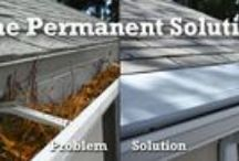 Gutters / by Asher Lasting Exteriors