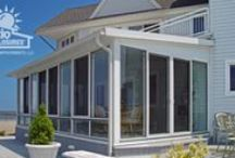 Patio Enclosures / by Asher Lasting Exteriors