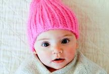 Baby Knits - Hats,Mits,Booties