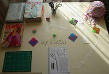Dikiş Odası / Sew Room / Craft Room
