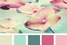 BODAS   Paletas de colores