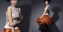 Masaki Matsuka / high fashion woman clothing