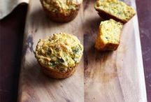 Food - Muffins / Savory