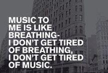 Music / Music Quotes