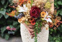 Gelin Buketi / Bridal Bouquet / Gelin buketleri