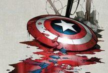 Marvel Comics / Imagens sobre personagens da Marvel Comics