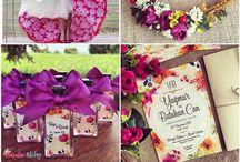 Düğün Teması / Wedding Themes / www.masalsiatolye.com