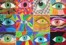 Billedkunst indskoling / Preschool  art