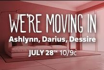 We're Moving In: Ashlynn, Darius, Dessire / Check out FYI TV's new show, We're Moving In on Tuesdays for everything home-inspiration!  http://www.fyi.tv/shows/were-moving-in / by FYI TV