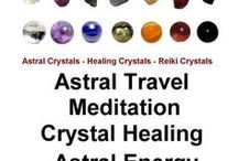 Astral Travel Crystals