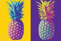 Pineapple / What's happening between designers and pineapples?!
