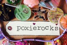 Poxierocks / Sieraden gemaakt met kunsthars