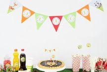 >party & allestimenti< / Le feste a tema e gli allestimenti Think fatti in questi anni