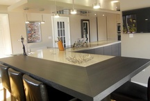 An innovative, unique kitchen design in Whalley / A simple idea has led to the creation of a unique kitchen design – beautiful, practical and a pleasure to work in.