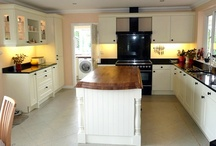 A simple, yet extremely effective, kitchen design in Reedley / A simple, yet extremely effective, kitchen design in Reedley