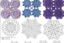 Patrones Crochet - Varios