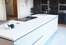 Addingham Kitchen overlooks Yorkshire Dales / New build homes give a designer the chance to showcase their creative skills. There is more freedom for designers to establish their creative flair, with fewer restrictions infringed upon them. This is demonstrated brilliantly in Kitchen Design Centre's bespoke German kitchen fitted for Mr & Mrs Cowan. The simplicity of this kitchen lies in the streamlined design created. The room contains a large picture window, which brings the beautiful Yorkshire Dales