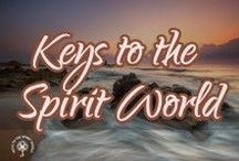 Keys To The Spirit World / Jennifer is the author of several books and has developed a virtual spiritual learning center called Keys to the Spirit World, where you can get find lot's of free articles, books, listen to radio shows, take online classes, as well as be a part of her growing spirit community.