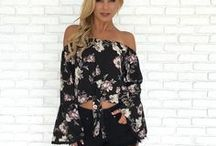Tops on Tops / Lots of styles & print-spiration to choose from!