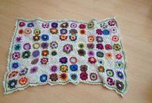 crochet / by Sue Jameson