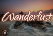 Wanderlust / Unique & spiritual places to travel for the soulful wanderer...