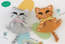 Sewing CRAFT - Plushes, Felts