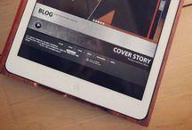 iPad air 1/2 / iPad air case BooOKLY Design