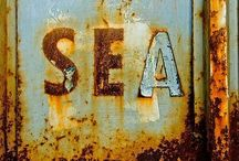 Distressed/Rustic Signs
