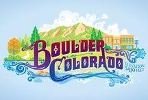 We love Boulder, Colorado!