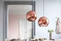 Light It Up / Modern, contemporary, chic, industrial, vintage. A large assortment of lighting.