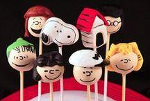 .cake pops!cupcake<3.