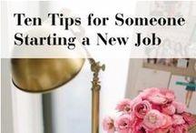 Profilia CV - Starting a new job