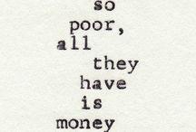 i. hate. money.