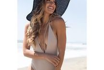 Swim into Summer / Find cute swimsuits and swimwear just in time for summer!