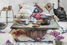 Bohemian / http://froy.com/collections/bohemian-rustic-collection