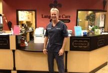 Gainesville Eye Care / Lange Eye Care has been the destination of 1000s of people for over 20 years .  Gainesville Eye Care has numerous eye doctors available but Lange Eye Care is open 6 days a week and on call all the time for emergencies.  Lange Eye Care Gainesville is located next door to Target on archer road 352 376 6622