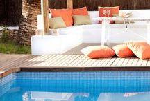 Cabau S'Argamassa Villas / Pure Ibiza Style 15 Villas with private pool and chill out in Santa Eulalia, Ibiza