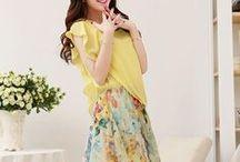 Pretty Dresses/Shoes