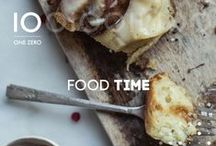 ONE ZERO | FOOD TIME / Food and more food. Delicious dishes from around the world.