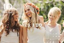 ONE ZERO | YES, I DO / Wedding day inspiration.