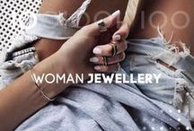 ONE ZERO | WOMAN JEWELLERY / Woman Fashion Jewellery.