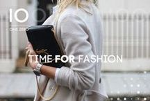 ONE ZERO  | TIME FOR FASHION / Fashion & style inspiration with watches