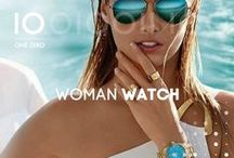 ONE ZERO  | WOMAN WATCH / Woman watches. Michael Kors. Fossil. Armani. Daniel Wellington and more.