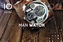 ONE ZERO | MAN WATCH / Man watches. Diesel. Armani. Fossil. Daniel Wellington and more.